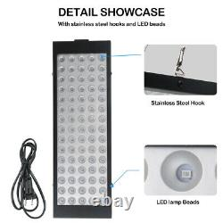 1000W LED Plant Grow Light Full Spectrum Fruit Weed Warm Lamp Indoor Greenhouse