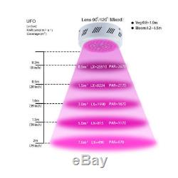 100W 3000W LED Grow Light Full Spectrum Grow Lamp for Greenhouse Indoor Plants