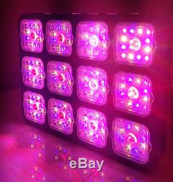 1200W LED Grow Light System Full Spectrum Cree Chip For Plant Replace HPS Lamp