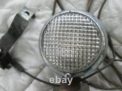 1946 1947 1948 FORD Back-Up Light Hall Lamp with switch, bracket, wiring IT Works