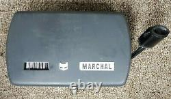 1 Vintage Marchal 750 759 Fog Driving Light With Cat Cover Works Clean