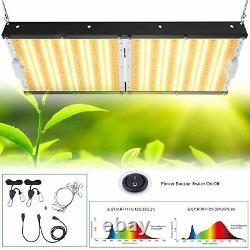 2000W Full Spectrum LED Grow Light Plant Growing Lamps for Indoor Plant WithUV IR
