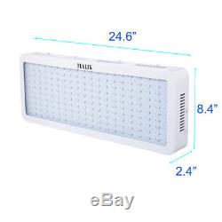 2000W LED Grow Light Panel Lamps for Hydroponic Plant Veg Growing Full Spectrum