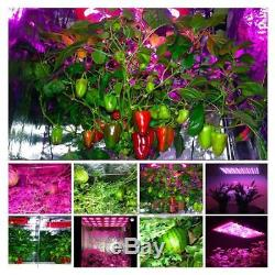 2000With1200With1000With600W LED Grow Light Panel Lamp Full Spectrum Veg Flower Plant