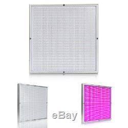 200W 2009LED Grow Light Panel Indoor Garden Plant Lamp Hydroponic Greenhouse New
