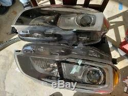 2015 Subura wrx sti L. E. D HEADLIGHTS. SOLD AS PARTS EVERYTHING WORKS BUT DRLS