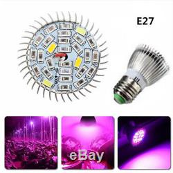 28W-2000W LED Grow Light Panel Lamp for Plants Hydroponic Full Spectrum MAD