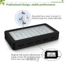 300W LED Growing Dimmable Light Lamp with UV & IR Bulbs for Indoor Home Plants