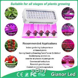 3PCS New 600W Watt LED Grow Light Full Spectrum Lamp for Plant Hydroponics Seed
