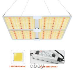 4000W LED Grow light Full Spectrum For Indoor Plants Growth Lamp Dimmable LM301B