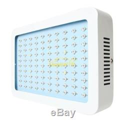 4pcs 300W LED Grow Light Panel Lamp for Hydroponic Plant Growing Full Spectrum
