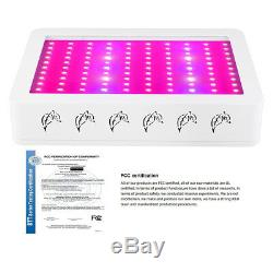 600With1000With2000W LED Grow Light Full Spectrum Veg Flower Indoor Plant Lamp Panel