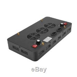 Dimmable 165W LED Aquarium Grow Light For Fish Tank Coral Plant Marine Lamp