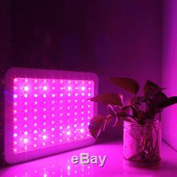 Dual Chips 600With1000With1200W Full Light Spectrum LED Plant Growth Lamp Hotsale