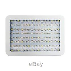 Full Spectrum 600With1000With1200W LED Grow Light Panel Veg Flower Indoor Plant Lamp
