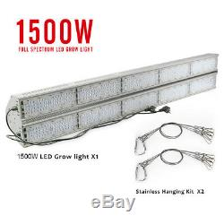 Full Spectrum LED Grow Light 300With600With900With1200With1500W Plant Sub-control Lamp