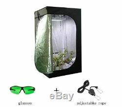 Indoor Plant Growing Tent Greenhouse Flower Led Light Phyto Lamp Growing Box Kit