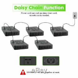 LED Grow Light 1500W UV IR Growing Lamp For Indoor Plants Hydroponic Plant Fruit