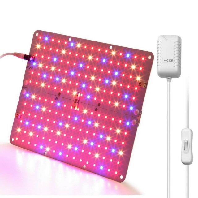 Led Grow Light Growing Lamp For Indoor Plants Hydroponic Greenhouse Pcba Plant