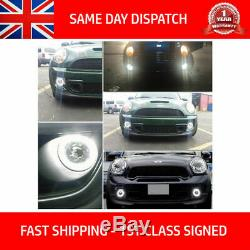 Led Halo Ring Daytime Running Lights Assembly Fits Mini Cooper Roadster Coupe