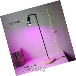 Led Plant Grow Light Desk Stand System with 30W Full Spectrum Grow lamp for I