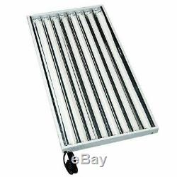 NEW T5 4 Ft 8 Pcs Bulb Grow Light for Plant Growing Fluorescent System Lamps