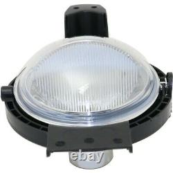 Pair Fog Lights Lamps Set of 2 Front Left-and-Right MC2594100 63179802163