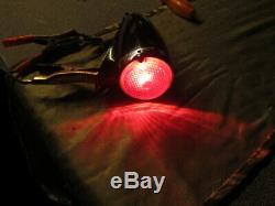 Vintage 1937-38 Oldsmobile Tail Light, Very Rare, Works Perfect