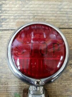 Vintage Original NTD Accessory STOP LIGHT lamp car truck motorcycle gm chevy
